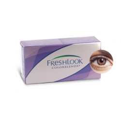 Freshlook Colorblends Cannelle