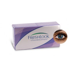 Freshlook Colorblends Bleu Passion