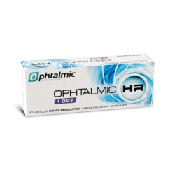 Ophtalmic HR 1 Day 30L