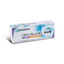 Ophtalmic HR 1 Day Progressive 30L