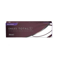 Dailies Total 1 Multifocal 30L